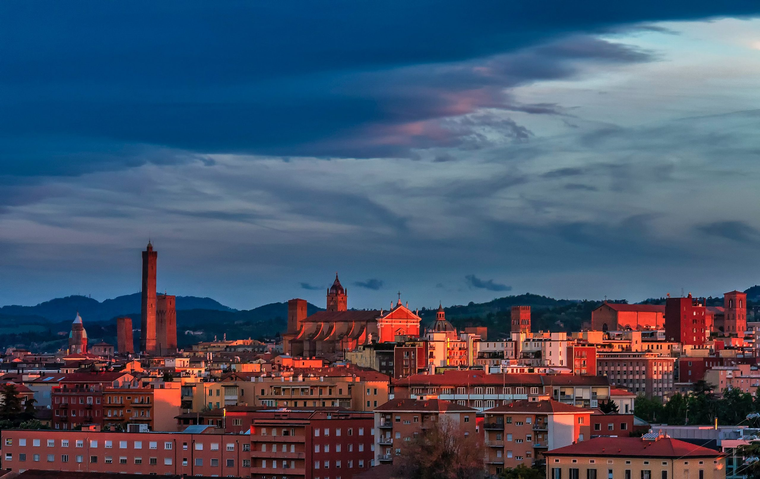 Il distretto industriale bolognese